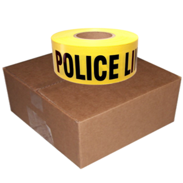 Barricade Tape By The Case