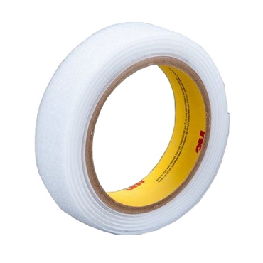 3M SJ3526N Scotchmate Fastener White Hook 1