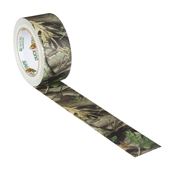 Realtree Hardwoods Camouflage Duck brand Duct Tape 1.88