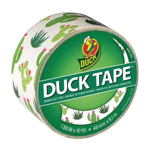 Cacti Duck Tape Brand Duct Tape 1.88