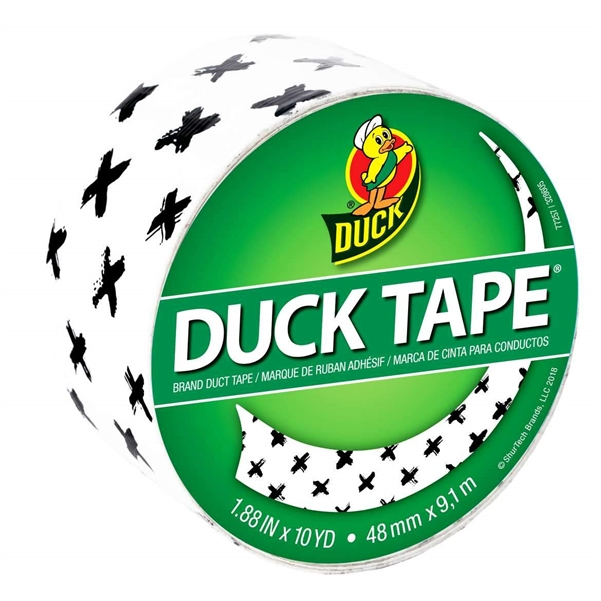Brushed X Duck Tape Brand Duct Tape 1.88