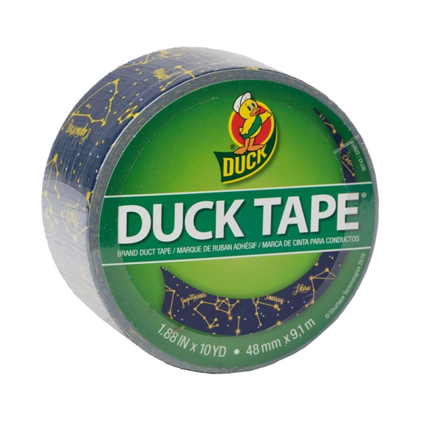 Astrological Signs Duck Tape Brand Duct Tape 1.88