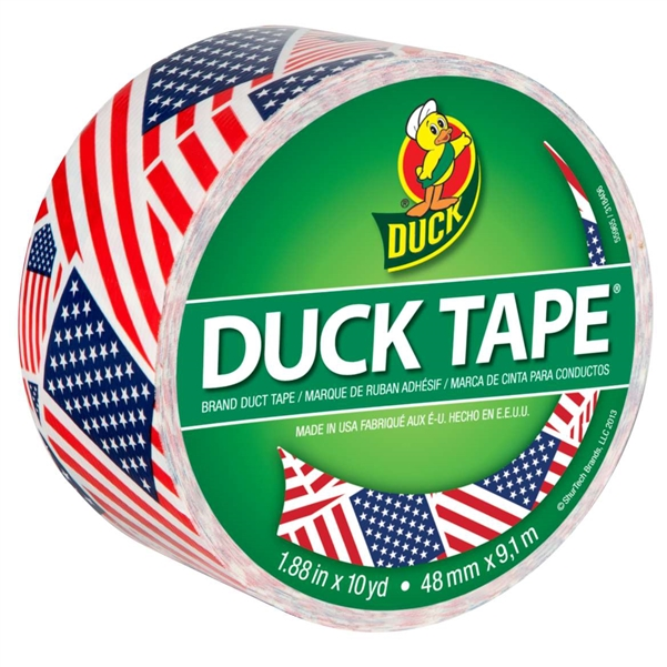 American Flags Duck brand Duct Tape 1.88
