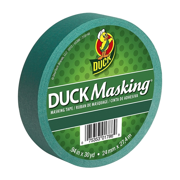 Green Duck Masking Color Masking Tape 0.94
