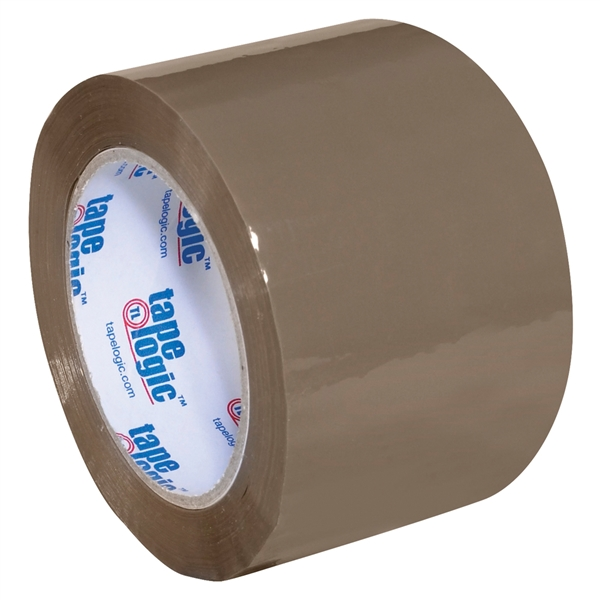 Tape Logic #170 Industrial Carton Sealing Tape Tan 3