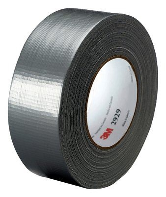 Silver 3M 2929 Duct Tape 2