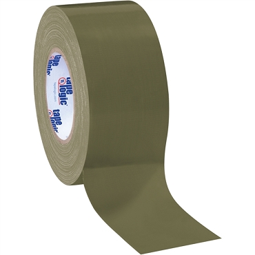 Tape Logic Olive Green Duct Tape 3