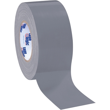 Tape Logic 9 Mil Silver Duct Tape 3